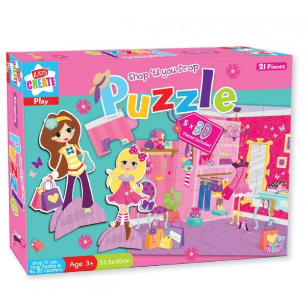 Puzzle shopping