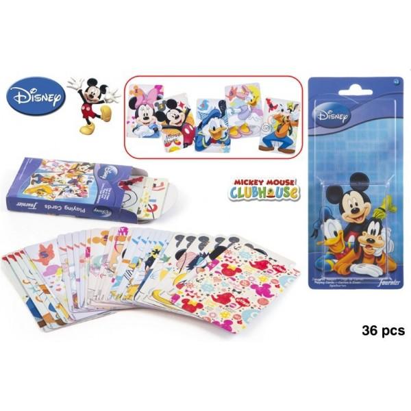 Carti de joc copii Mickey