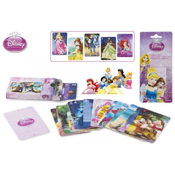 Carti de joc Princess