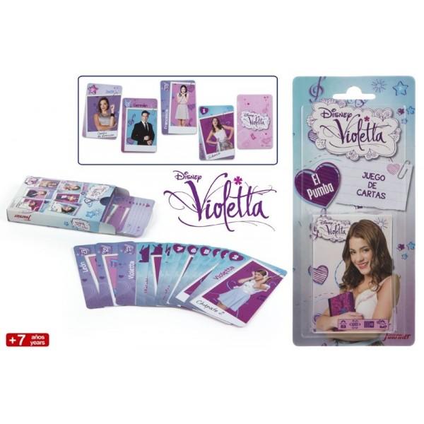 Carti de joc  Violetta