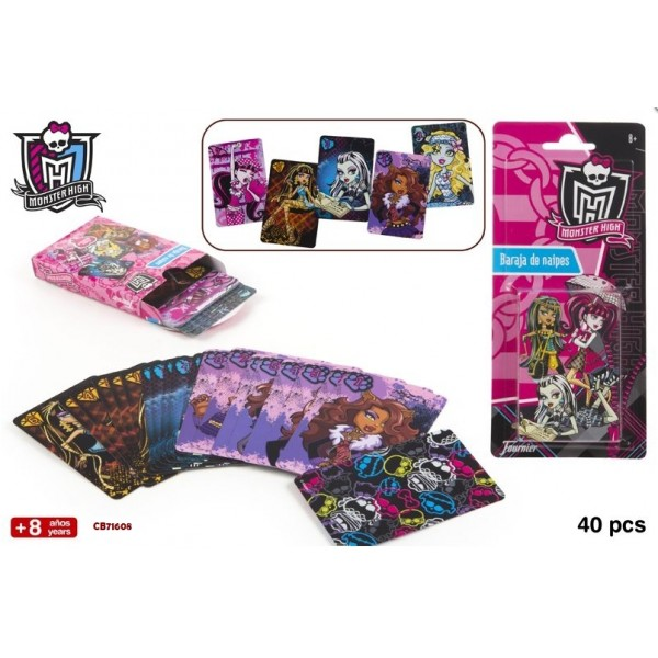 Carti de joc copii Monster High