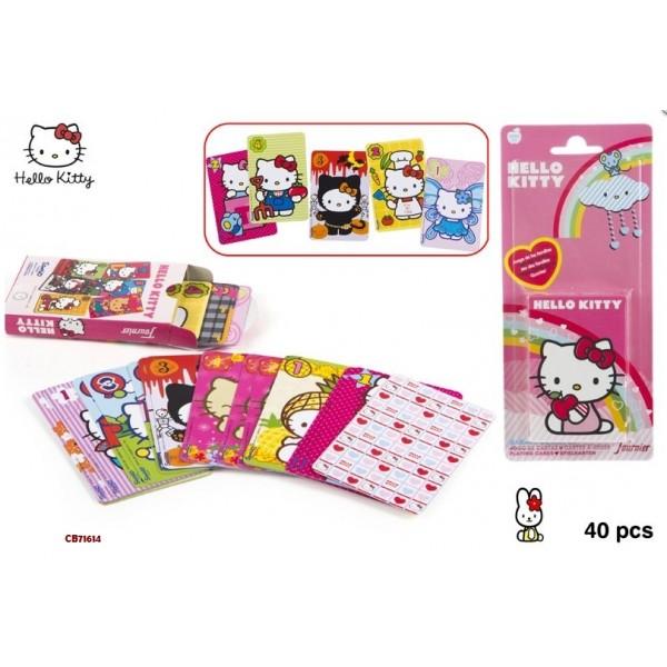 Carti de joc copii Hello Kitty