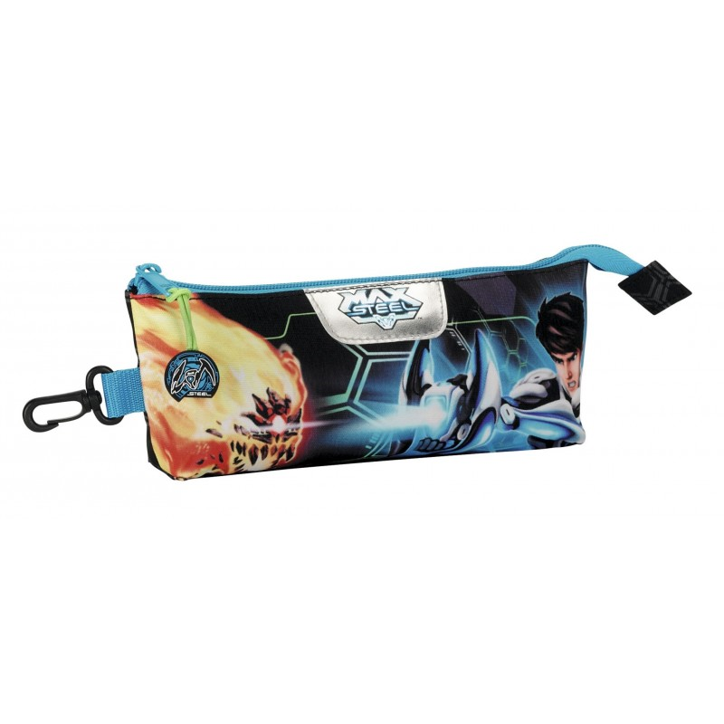 Pouch 20x8,5cm,Max Steel