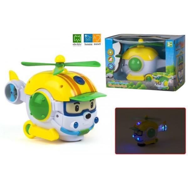 Elicopter cu sunet si lumini