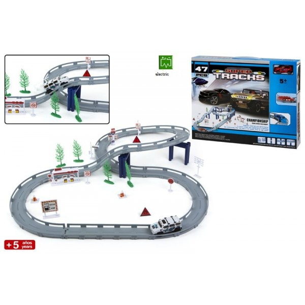 Pista electrica Super Tracks