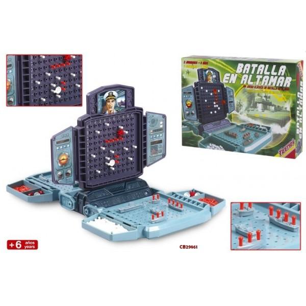 Joc interactiv Batalia navala 6 ani