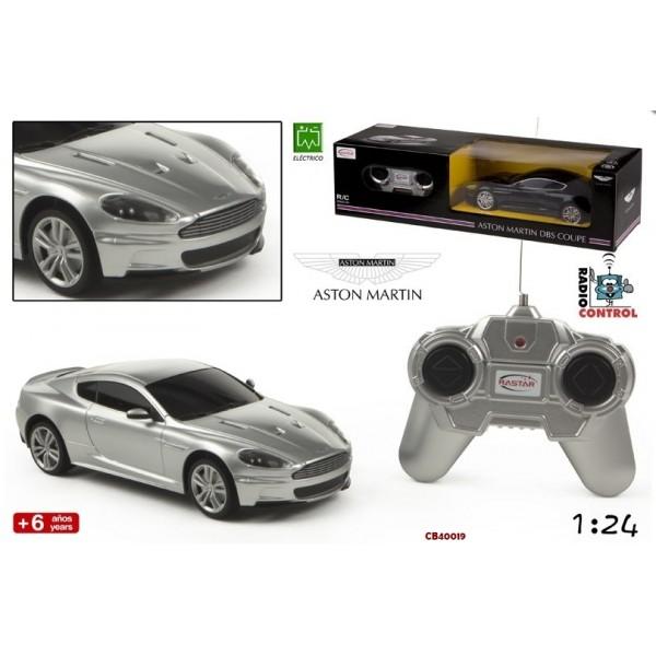 Masina RC Aston Martin 1:24