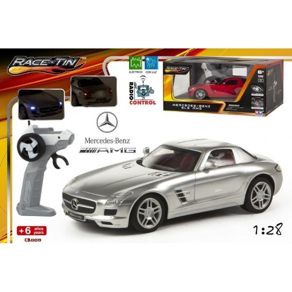 Masina Mercedes RC 1:28