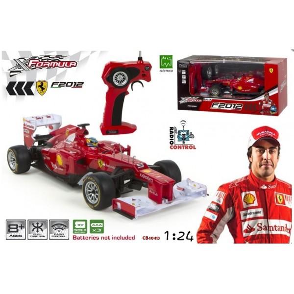 Masina Formula 1 Ferrari RC 1:24