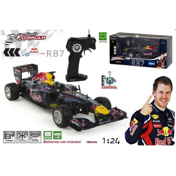 Masina Formula 1 Red Bull RC 1:24