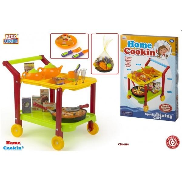 Set joaca serviti masa