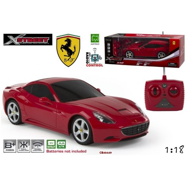 Masina RC Ferrari California 1:18