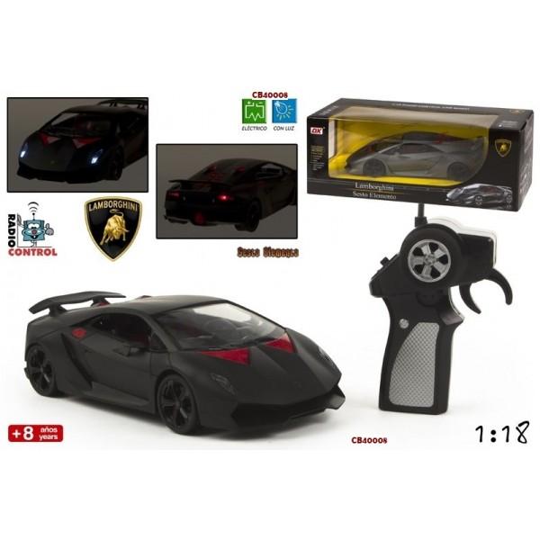 Masina RC Lamborghini sesto senso 1:18