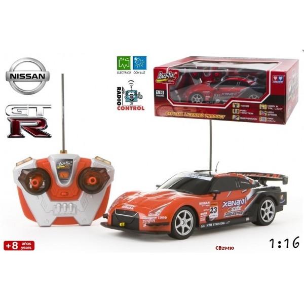 Masina RC Nissan  1:16