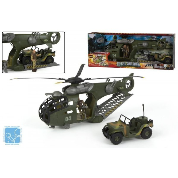 Set joaca interventie militara