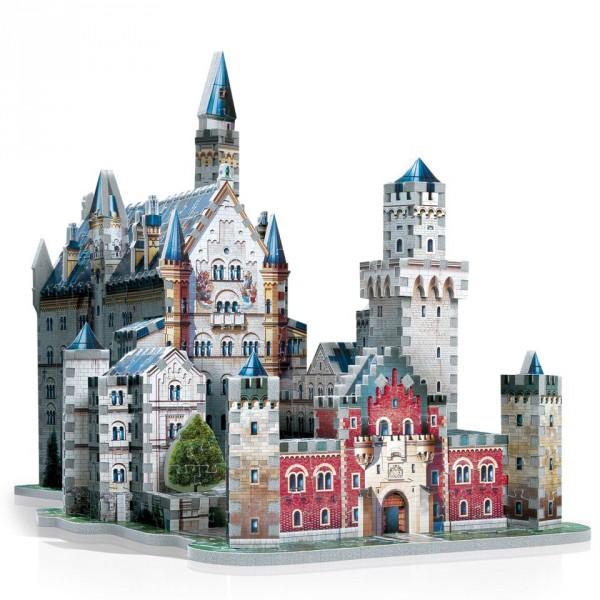 Puzzle 3D Castelul Neuschwanstein