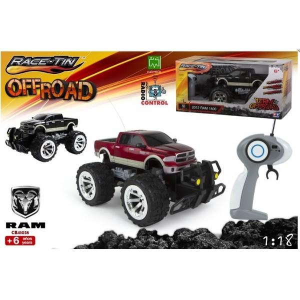 Masina Dodge RAM 1500 RC 1:18