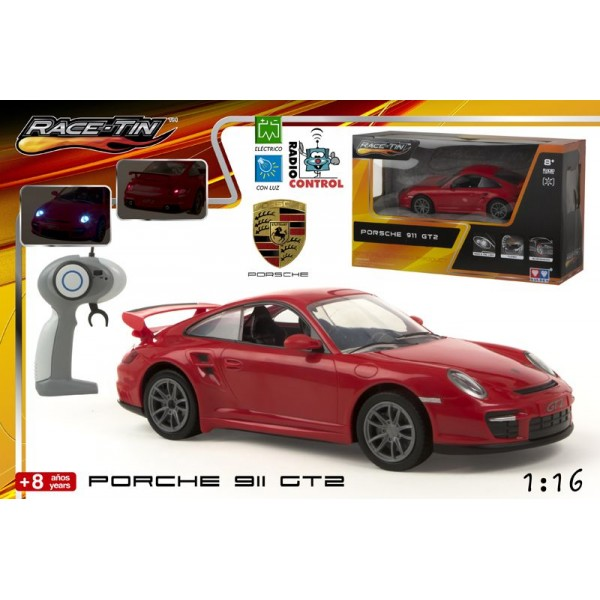Masina Porsche 911 GT2 RC 1:16