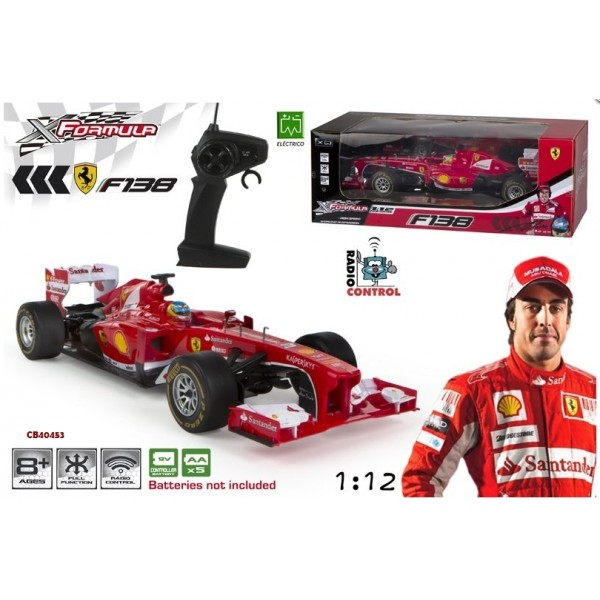 Masina RC Ferrari 1:12