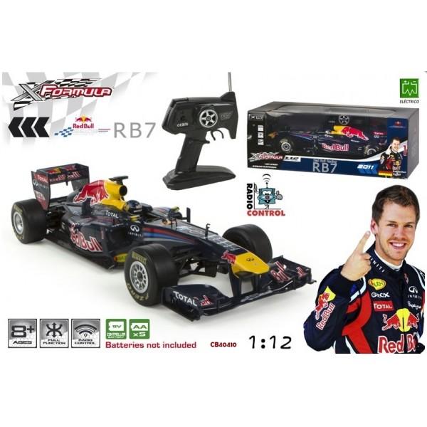 Masina Formula 1 Red Bull RC 1:12