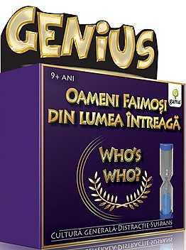 WHO\'S WHO? OAMENI CELEBRI DIN LUME
