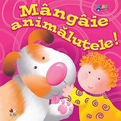 MANGAIE ANIMALUTELE! BEBE INVATA