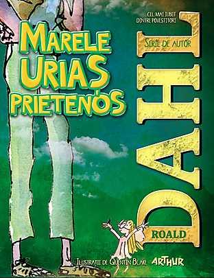 MARELE URIAS PRIETENOS, ROALD DAHL