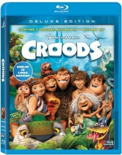 CROODS (COMBO 2D+3D)
