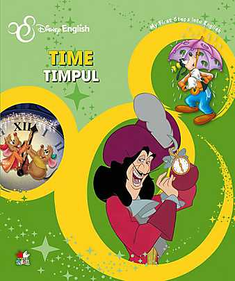 TIME/TIMPUL. MY FIRST STEPS INTO ENGLISH