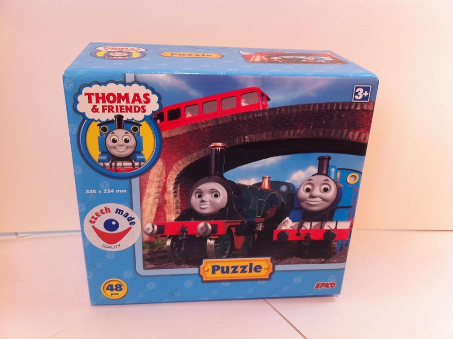 Puzzle piese 48 Thomas&Friends