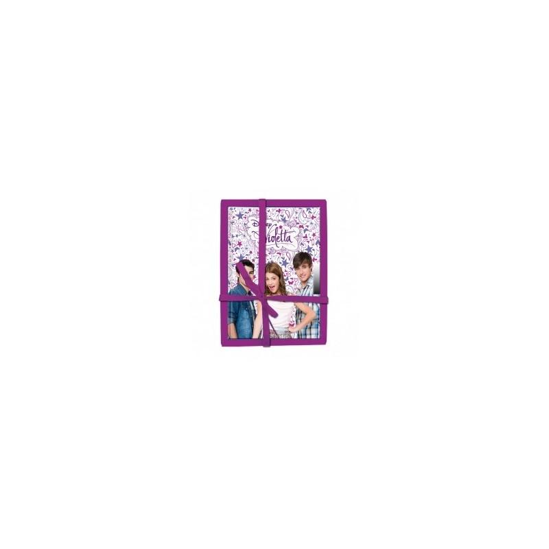 Jurnal 22x16.5x2.5cm,Violetta Passport