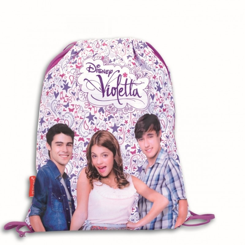 Sac sport 50x39cm, Violetta Passport