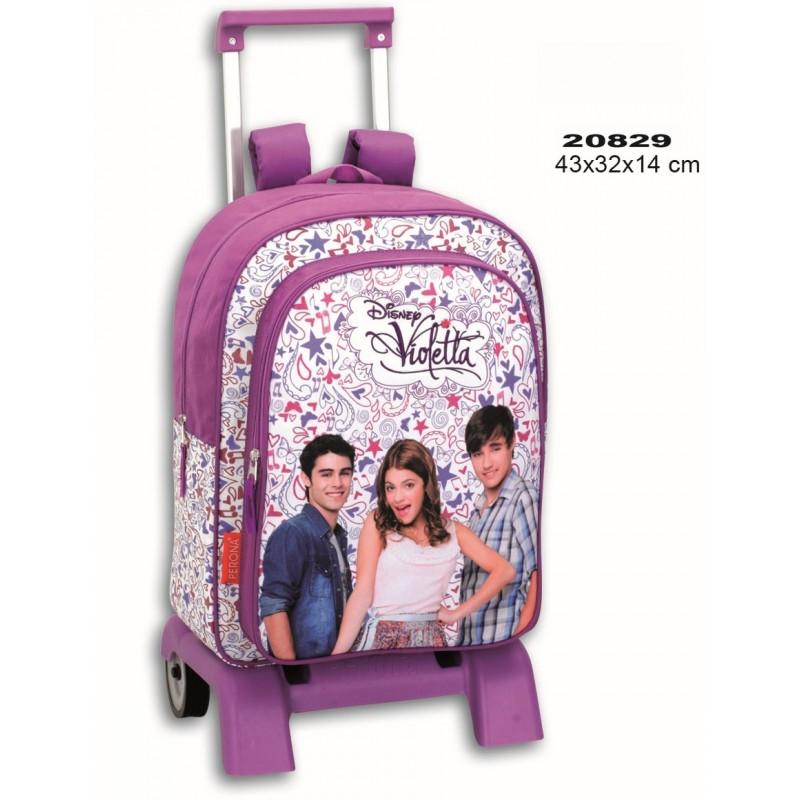 Troller 43x32x14cm, Violetta Passport