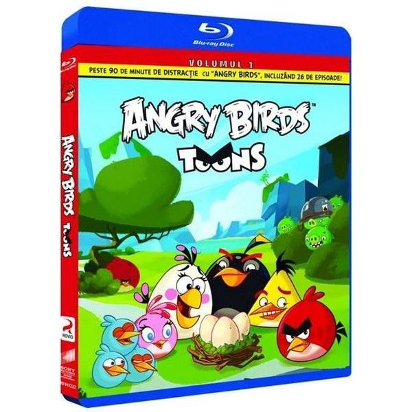 ANGRY BIRDS BD