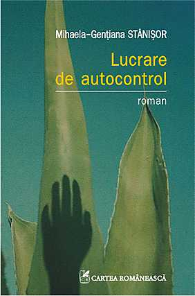 LUCRARE DE AUTOCONTROL