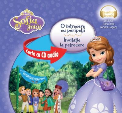 SOFIA INTAI FORMAT MIC CARTE+CD