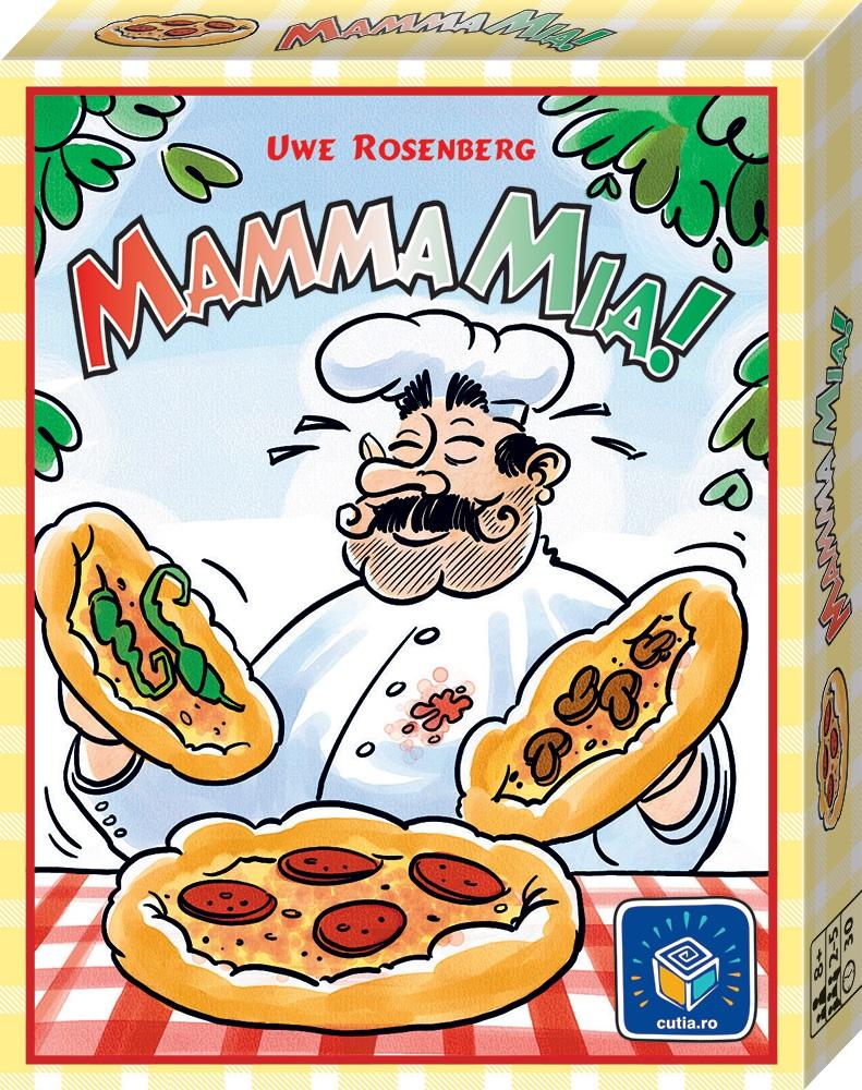 Joc de carti Mamma Mia