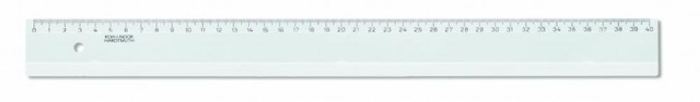 Rigla plastic,40cm