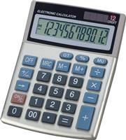 Calculator birou,Memoris,12dig,baterii/solar