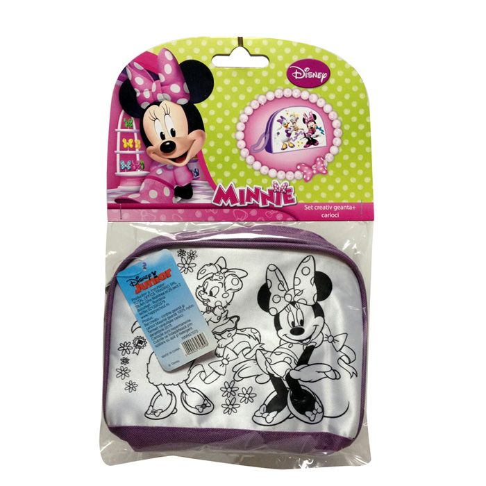 Set creatie geanta+markere Minnie