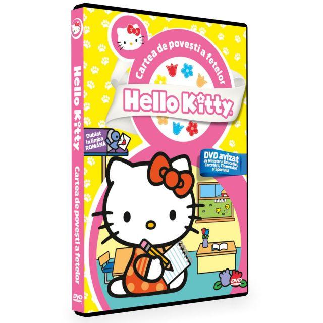 Hello Kitty Cartea de povesti a fetelor 5