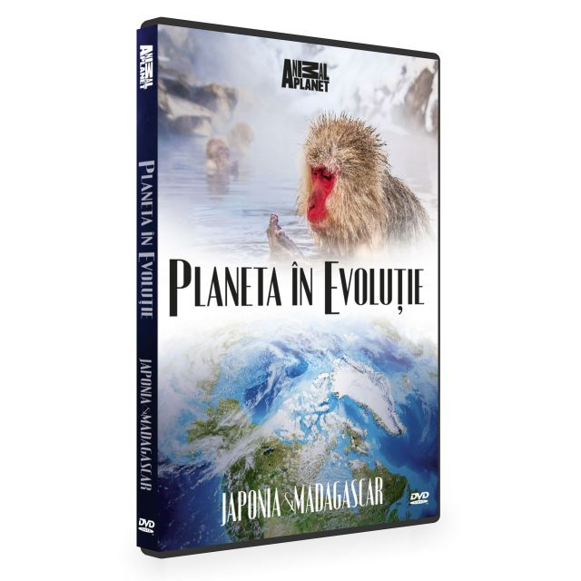 Planeta in evolutie Disc 3