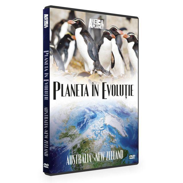 Planeta in evolutie Disc 1