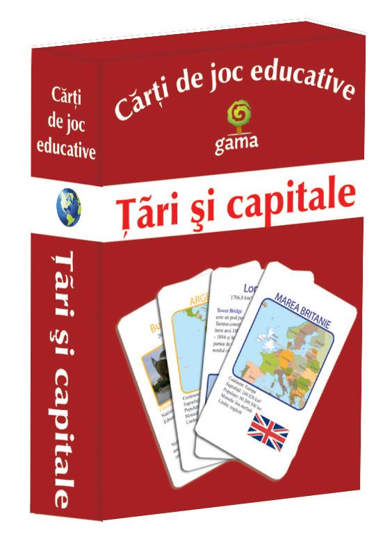 TARI SI CAPITALE - CARTI DE...