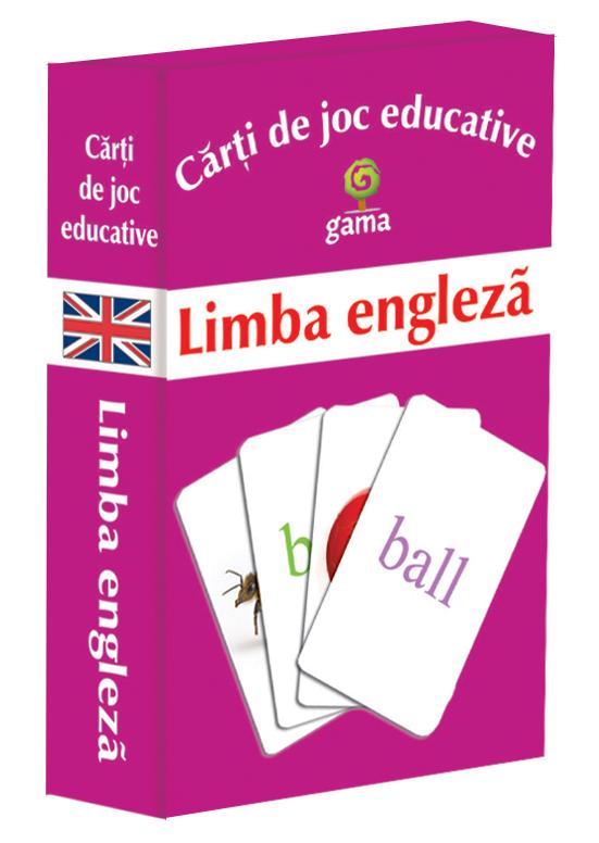 LIMBA ENGLEZA - CARTI DE JOC...