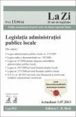 LEGISLATIEA ADMINISTRATIEI PUBLICE LOCALE LA ZI