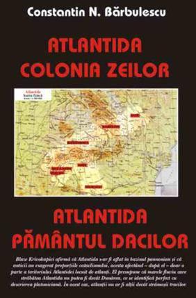 ATLANTIDA, COLONIA ZEILOR. ATLANTIDA, PAMANTUL