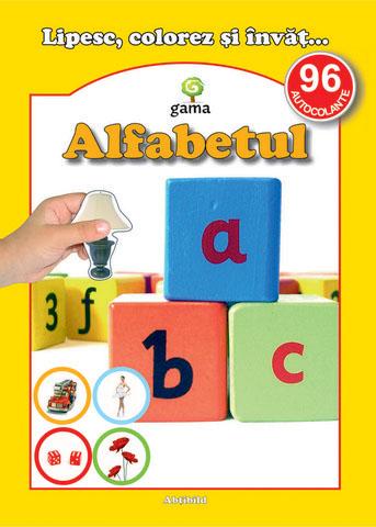 ALFABETUL -COLECTIA:ABT IBILD-LIPESC, COLOREZ S