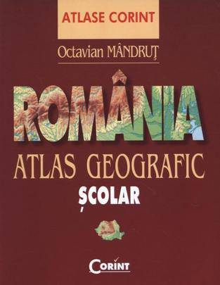 ATLAS GEOGRAFIC SCOLAR REEDITARE