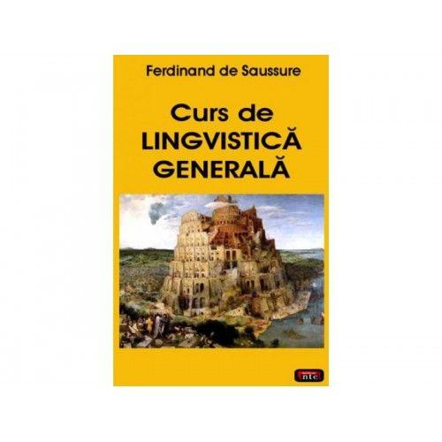 CURS DE LINGVISTICA GENERALA